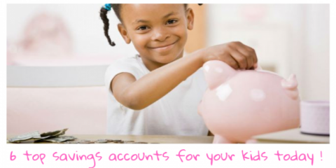 Kiddies account, Children's account, Banking, Finance